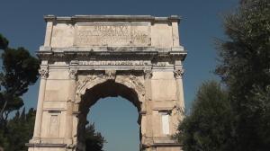 セプティミウス・セヴェルス帝の凱旋門
